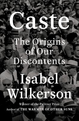 """Cover for """"Caste: The Origins of Our Discontents"""""""