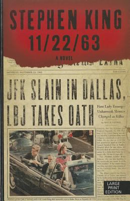 """Cover for """"11/22/63"""""""