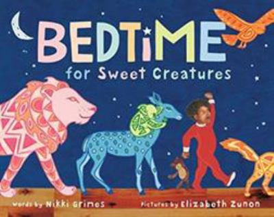 """Cover for """"Bedtime for Sweet Creatures"""""""