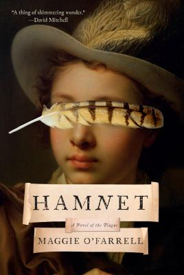 """Cover for """"Hamnet"""""""