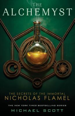 """Cover for """"The Alchemyst: The Secrets of the Immortal Nicholas Flamel, Book 1"""""""