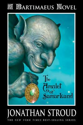 """Cover for """"The Amulet of Samarkand: The Bartimaeus Trilogy Book 1"""""""
