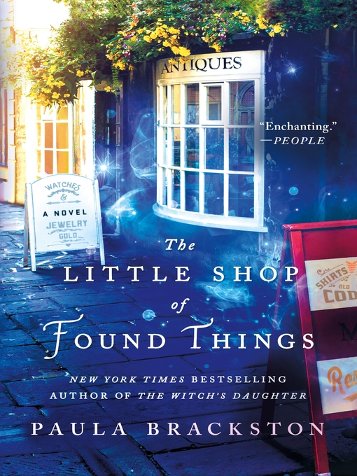 """Cover for """"The Little Shop of Found Things: Found Things, Book 1"""""""