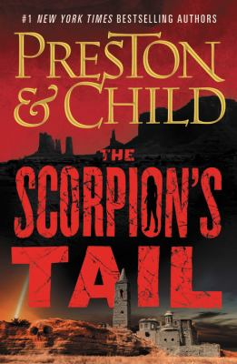 """Cover for """"The Scorpion's Tail A Nora Kelly Novel"""""""