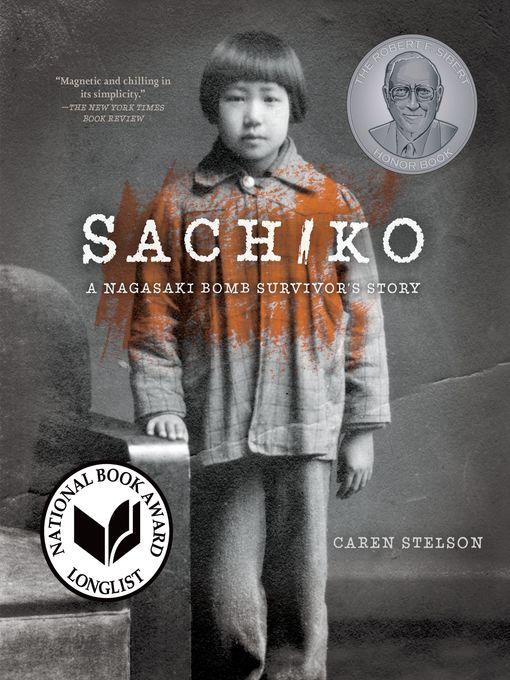 "Cover for ""Sachiko: A Nagasaki Bomb Survivor's Story"""
