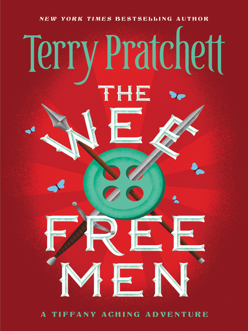 """Cover for """"The Wee Free Men"""""""