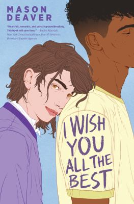 """Cover for """"I Wish You All the Best"""""""