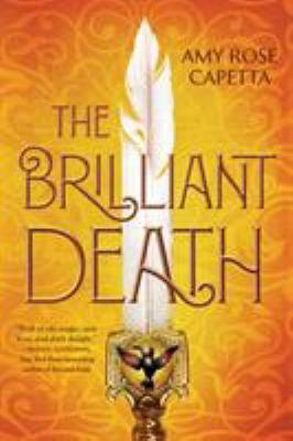 """Cover for """"The Brilliant Death: Brilliant Death, Book 1"""""""