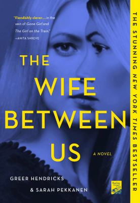 """Cover for """"The Wife Between Us"""""""