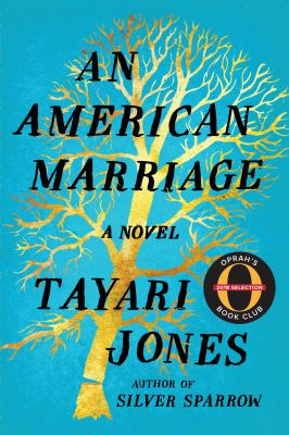 """Cover for """"American Marriage"""""""