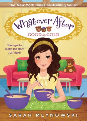 """Cover for """"Good as Gold Whatever After"""""""