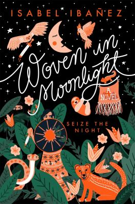 """Cover for """"Woven in Moonlight: Woven in Moonlight, Book 1"""""""