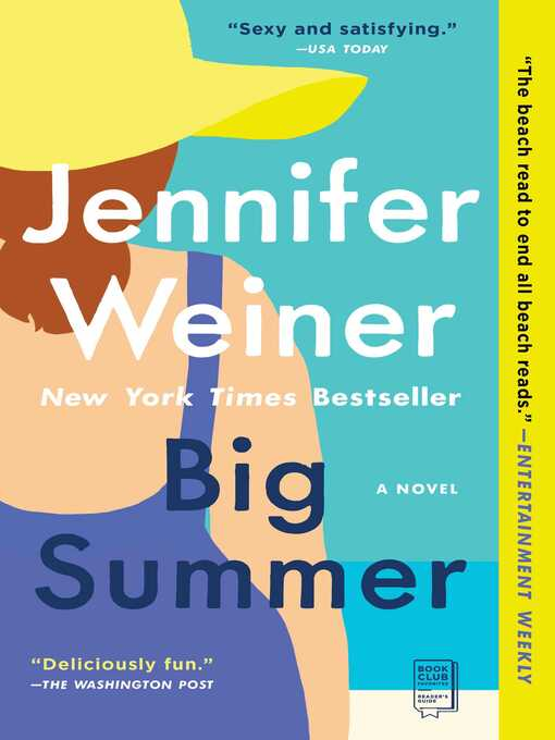 """Cover for """"Big Summer"""""""