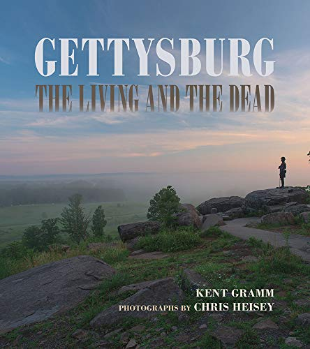 """Cover for """"Gettysburg: The Living and the Dead"""""""