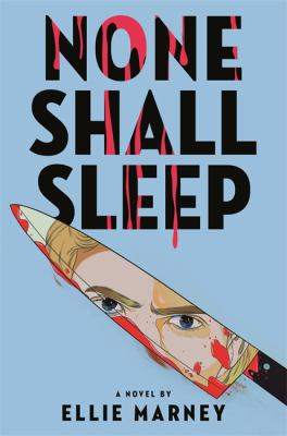 """Cover for """"None Shall Sleep"""""""