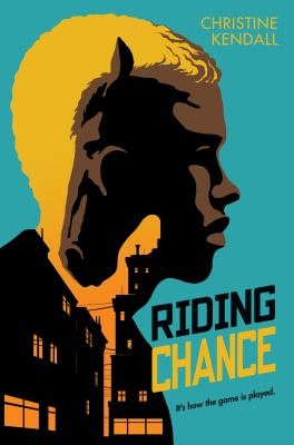 """Cover for """"Riding Chance"""""""