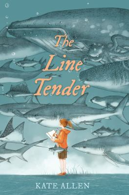 """Cover for """"The Line Tender"""""""