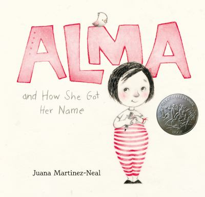 """Cover for """"Alma and How She Got Her Name"""""""