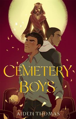 """Cover for """"Cemetery Boys"""""""