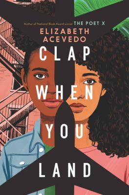 """Cover for """"Clap When You Land"""""""