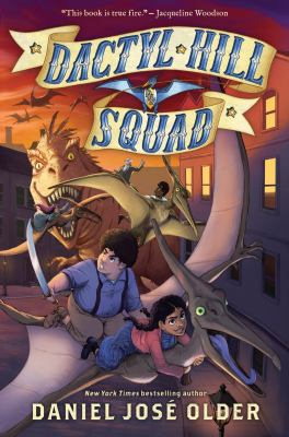 """Cover for """"Dactyl Hill Squad"""""""