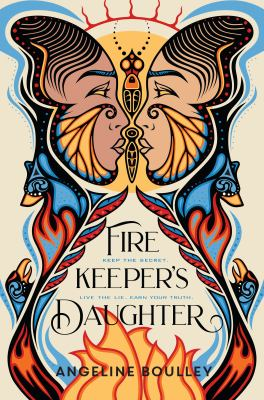 """Cover for """"Firekeeper's Daughter"""""""