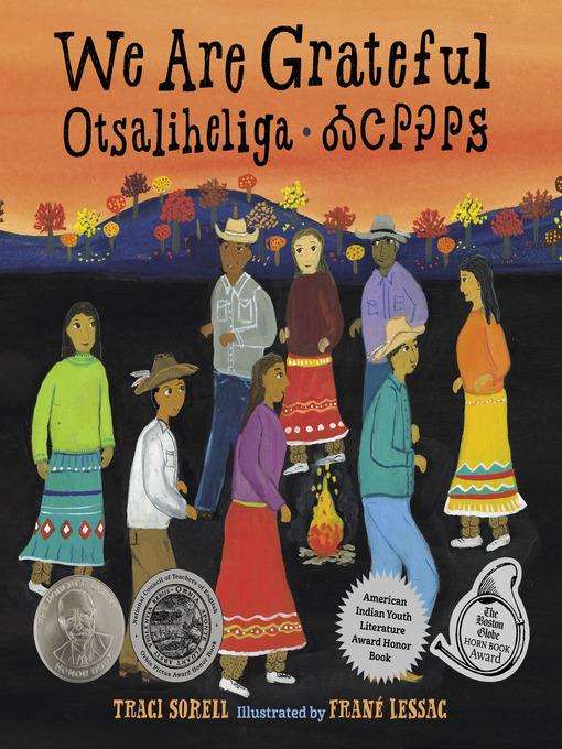 """Cover for """"We are Grateful: Otsaliheliga"""""""
