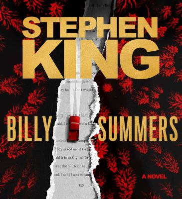"""Cover for """"Billy Summers"""""""